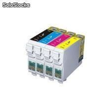 Cartucho Compatible - Cian - Epson - nº712 - (12ml) - (28g)