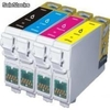 Cartucho Compatible - Magenta - Epson - nº713 - (12ml) - (28g)
