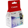 Cartucho de tinta color canon mp240/ mp260/mp480 (9ml)