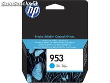 Cartucho de tinta hp. F6U12AE no. 953 officejet pro cyan PMR03-845425