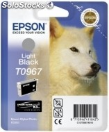 Cartucho epson tinta gris stylus photo R2880