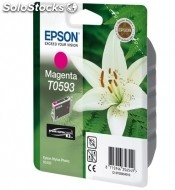 Cartucho epson tinta magenta stylus photo R2400