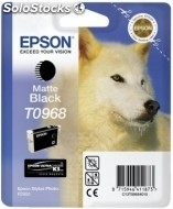 Cartucho epson tinta negra mate stylus photo R2880