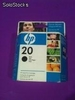 Cartucho hp 20 negro, original, remate, hp 610 612 630 632 640 642 648 656 $130