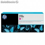 Cartucho hp tinta magenta 771C 775 ml