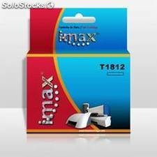 Cartucho imax epson t1812/t1802 cian imax 10ml home xp 30/102//202/305/405/