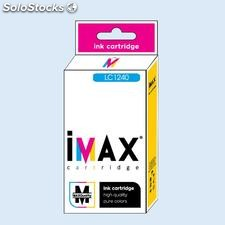 Cartucho imax® LC1240 c - 9,6ml - Cyan