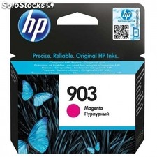 Cartucho magenta hp Nº903 - 315 paginas - para officejet pro 6960 aio / 6970