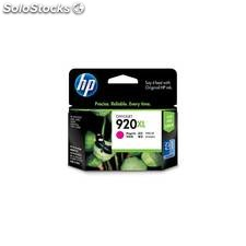 Cartucho orig hp nº 920XL magenta CD973AE