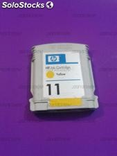 Cartucho Para Hp 11 Remanufacturado yellow