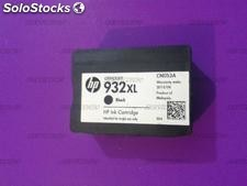 Cartucho Para Hp 932xl Remanufacturado negro