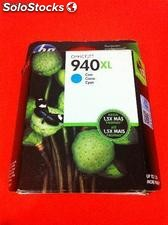 Cartucho Para Hp 940 xl cyan, c4907 Original, Remate $70.00