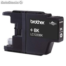 Cartucho tinta brother lc-1220 300 paginas negro