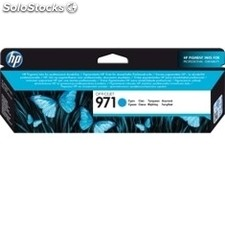 Cartucho tinta hp 971 cian officejet
