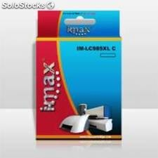 Cartucho tinta imax lc985 c cyan compatible brother