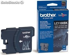 Cartucho tinta negro Brother LC 1100BK