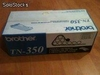 Cartucho Toner Brother Tn 350 dcp 7020 fax 2820 2920 original, remate $380