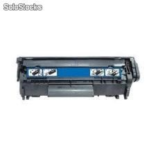 Cartucho toner compatible hp q2612a/1015/1018/