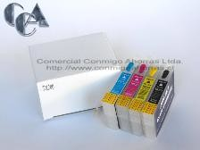 Cartuchos arc tx200 comestibles