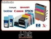 Cartuchos epson t1032/3/4 Color Alternativo Para Epson T40w /Tx 550w / tx 600fw