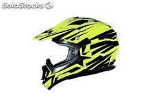 Casco cross mx 734