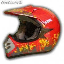 Casco cross ROAN adulto