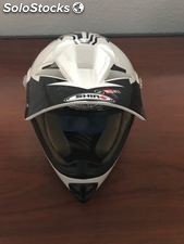 Casco de moto cross MX-306WF Emaco