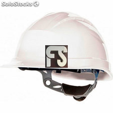Casco de obra quartz iv blanco