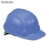 casco de seguridad certificado, azul plus