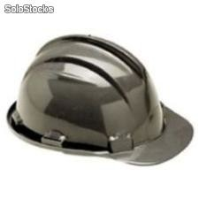 Casco de seguridad certificado, gris plus