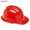 casco de seguridad certificado, rojo plus