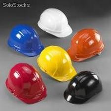 Casco de seguridad industrial dielectrico