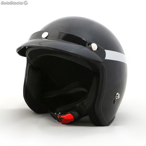 Casco jet ideal para ciudad