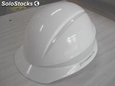 Casco Lumina 3m Blanco con reflectivo