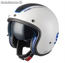 Casco sparco cafe racer abs tg s biaz