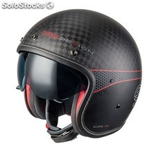 Casco sparco cafe racer carbon tg l