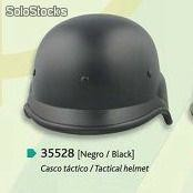 Casco tactico militar pvc airsoft