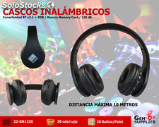 Cascos inalambricos We Sound
