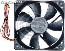 Case fan 120x120x25 mm for 12 VDC for computer and chassis (VL70)