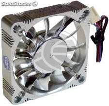 Case fan 140x140x25 mm for 12 VDC for computer and chassis (VL71-0002)