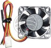 Case fan 40x40x10 mm for 12 VDC for computer and chassis (VL62)
