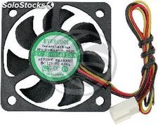 Case fan 50x50x10 mm for 12 VDC for computer and chassis (VL63)