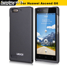 Case iMUCA Case PC Huawei Ascend G6 iMUCA Organdi Series pour Huawei Ascend G6