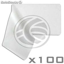 Case of 80 microns for rolling 54x86 mm (100 pcs) (OF51)