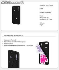 Case para iPhone 5 mariposas