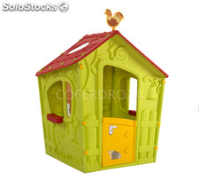 Caseta infantil magic play keter 110X110X14