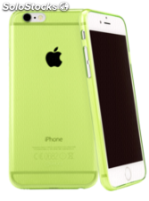 CASEual flexo slim iPhone 6S verde