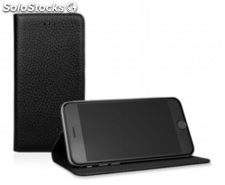 CASEual Leather Slim iPhone 6s, Classic Black