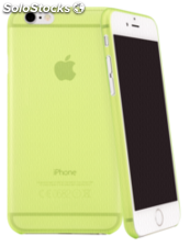 CASEual slim iPhone 6S, verde