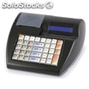 Cash register - mod. mqueen/r - low consumption green display - thermal printer